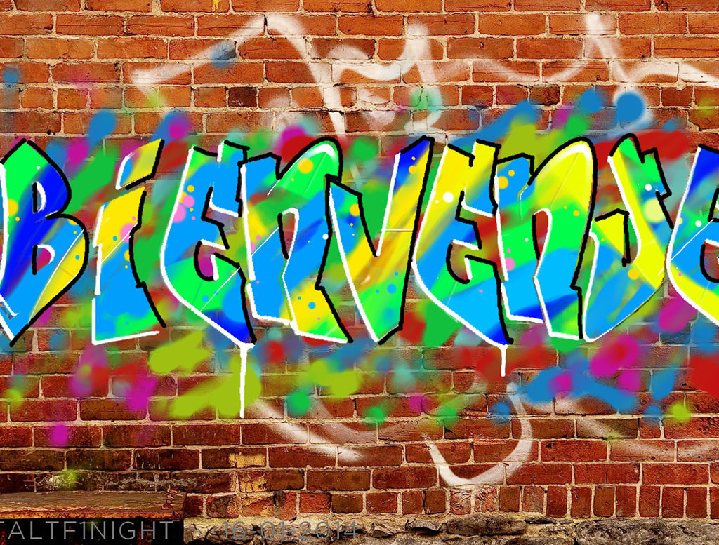 Animation : Graffiti Virtuel