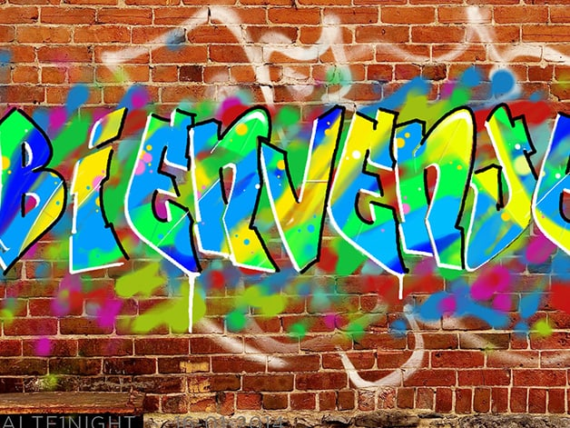 Animation : Graffiti Virtuel