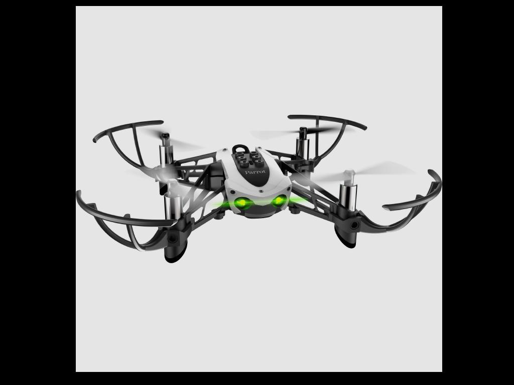 Animation : Drone Volant