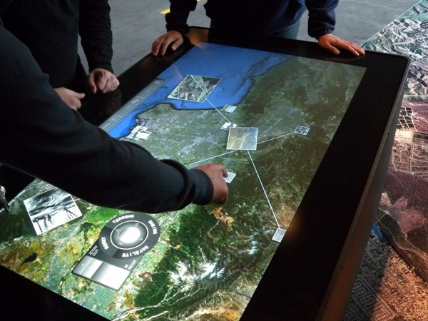 Surfaces Tactiles Multi Touch
