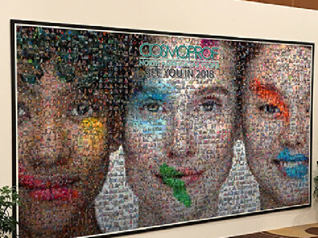 Animation Photo : Mosaic Wall